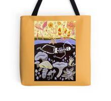 A Joyful Celebration of Death Tote Bag