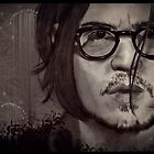 Johnny Depp  by themighty