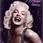 The Beautiful Marilyn Monroe  by themighty