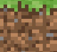 Grass Block Style by EvonEli