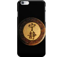 Serenity - A Browncoat's Refuge iPhone Case/Skin