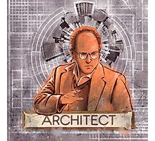 The Architect - George Costanza Photographic Print