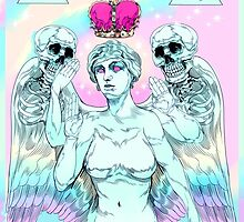 24 Hours of Heaven by Witnesstheabsurd Illustration