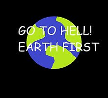 Hell or Earth by on-pluto