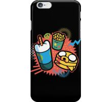 Adventure Meal iPhone Case/Skin