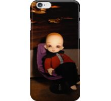 Cute Captain iPhone Case/Skin