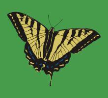 Stylized Butterfly by Alex Sinclair