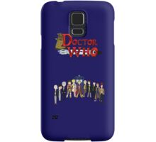 Doctor Who Time Samsung Galaxy Case/Skin
