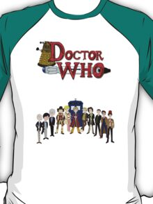 Doctor Who Time T-Shirt