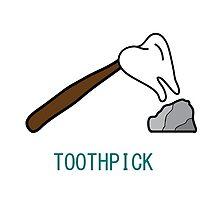 Toothpick by fiazudeen