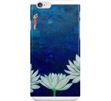 Diving Into Lotus iPhone Case/Skin