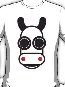 MOODI cow, by m a longbottom - PLATFORM58 T-Shirt