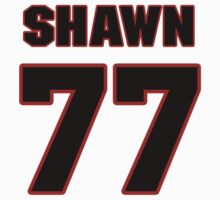 NFL Player Shawn Lauvao seventyseven 77 by imsport