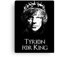 Tyrion ( GoT ) Canvas Print