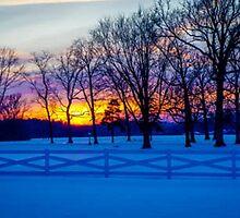 SCENIC SNOW SUNSET by pjm286