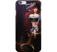 Miss Fortune League of Legends Lol iPhone Case/Skin