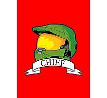 Master Chief Version 2 Photographic Print