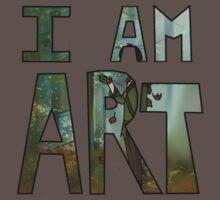 I AM ART - Hiccup Kids Clothes