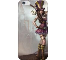 LOL League of Legends Caitlyn iPhone Case/Skin