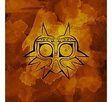 Majora's Mask Lines Photographic Print