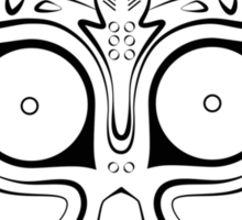 Majora's Mask Lines Sticker