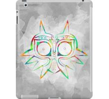 Majora's Mask Lines Color iPad Case/Skin