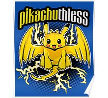 Pikachuthless Poster