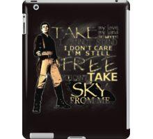 Take My Love iPad Case/Skin