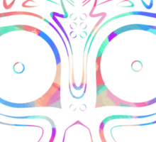 Majora's Mask Lines Color 2 Sticker
