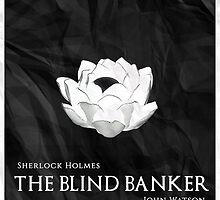 BBC Sherlock - The Blind Banker by consultingcat