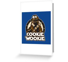 Cookie Wookie Greeting Card