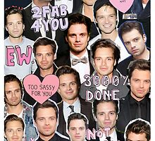 Sebastian Stan BABE by thaliaward
