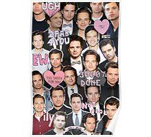 Sebastian Stan BABE Poster
