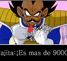 Its over 9000 by cornnyman