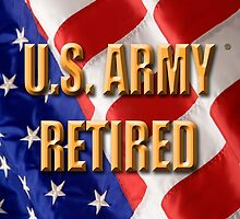 U.S. Army Retired by George Robinson