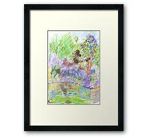 Arthur McElhone Reserve Framed Print