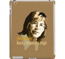 John Denver ~ Rocky Mountain High iPad Case/Skin