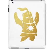 Solaire of Astora Gold Edition iPad Case/Skin