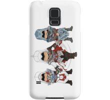 Ezio Auditore da Firenze Chibi Assassin Trio Samsung Galaxy Case/Skin