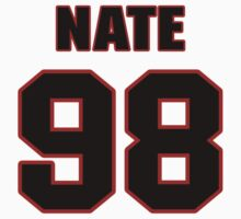 NFL Player Nate Collins ninetyeight 98 by imsport