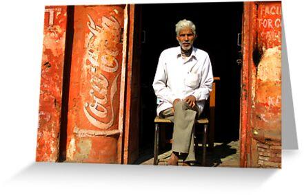 India  1 by Paul Vanzella