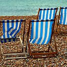 Deck chairs by Roxy J