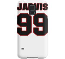 NFL Player Jarvis Jenkins ninetynine 99 Samsung Galaxy Case/Skin