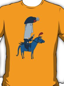 Napoleon and his Horse T-Shirt