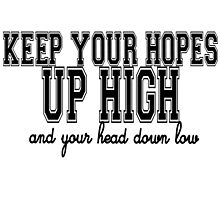 A Day To Remember - Keep Your Hopes Up High by FoolishSamurai