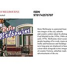 Retro Melbourne Is on Sale by Fred Mitchell