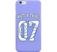 Water Tribe Jersey #07 iPhone Case/Skin