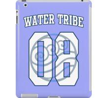 Water Tribe Jersey #08 iPad Case/Skin
