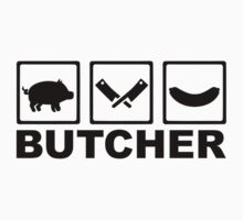Butcher by Designzz