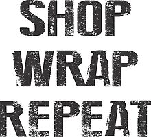 shop wrap repeat by Vana Shipton